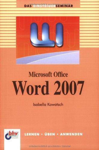 microsoft-office-word-2007-bhv-einsteigerseminar