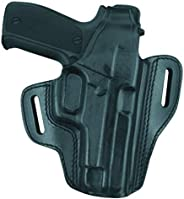 Gould & Goodrich GGB802-26R Gold Line Two Slot Pancake Holster, Fits Sig P220, P226, P226 with Equipment R