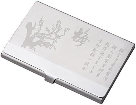 Kartenhalter-Tasche Halten Sie Ihre Visitenkarten sauber