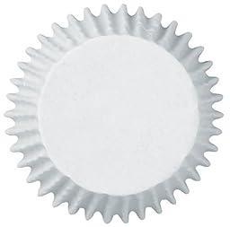Wilton Baking Cups, Jumbo, White, 300-Count