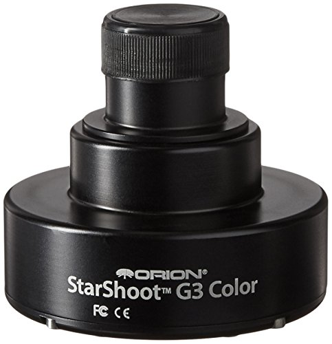 Orion 53082 StarShoot G3 Deep Space Color Imaging Camera