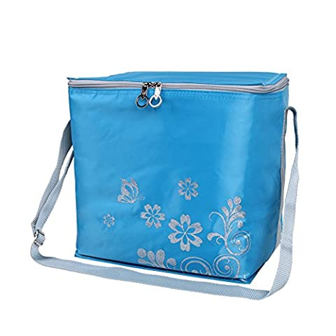 Yodo 24-can Soft Sided Cooler Lunch Bag - Insulated up to 4 Hours - Lightweight Idea for Beach, Picnics, Road Trip, Everyday Lunch to Work or School