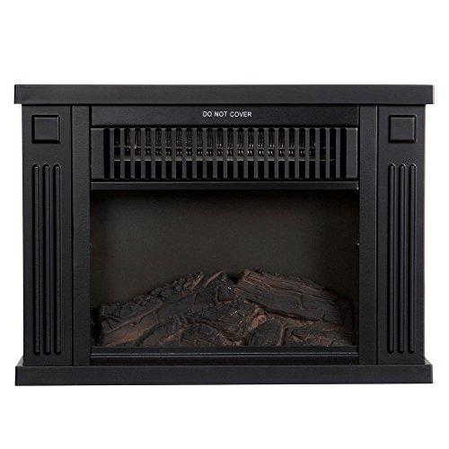 Cheap Northwest 80-EF480-B Portable Mini Electric Fireplace Heater 13
