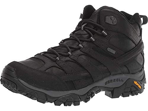 Merrell Men's Moab 2 Prime Mid Waterproof