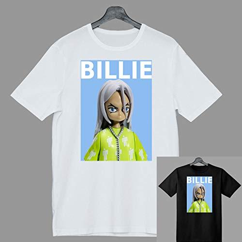 HHenry Youth Billie Eilish Short Sleeve T-Shirt Tee Tops for Boys Girls