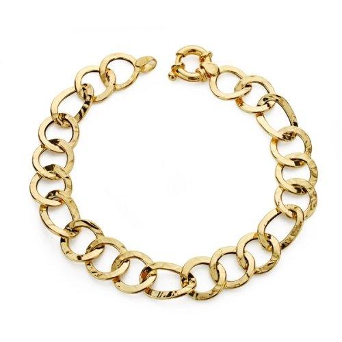 R268 18K Yellow Gold Bracelet