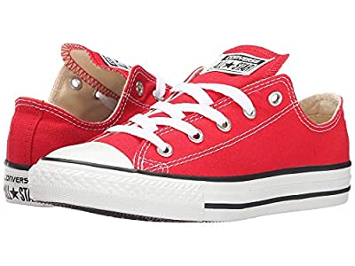 Converse Low TOP RED