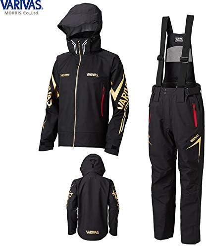 バリバス VARIVAS DARスーツ ブラック VARS-11 LL