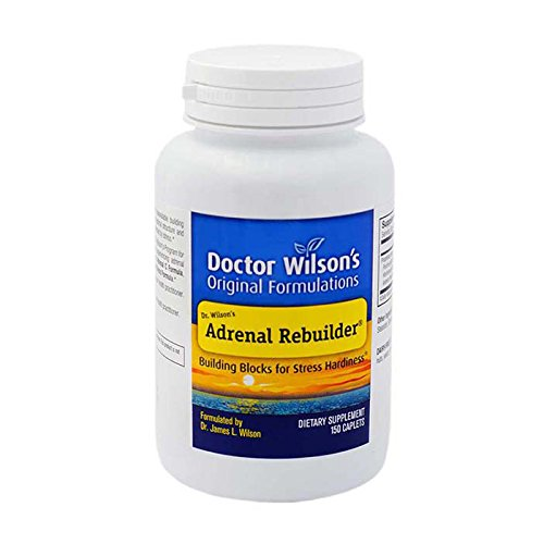 Dr Wilson's Original Formulations Adrenal Rebuilder Granular Extract, 90 Count by Dr Wilson's Original Formulations