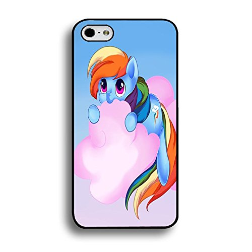 Iphone 6 / 6s ( 4.7 Zoll ) TV Cartoon Cell Cover Lovely Rainbow Dash My Little Pony Phone hülle Handyhülle Cover for Iphone 6 / 6s ( 4.7 Zoll ),Telefonkasten SchutzHülle