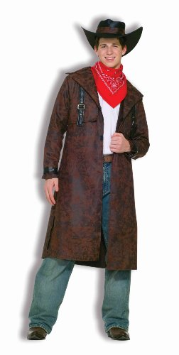Forum Novelties Men's Teenz Desperado Costume, Multi, Standard -