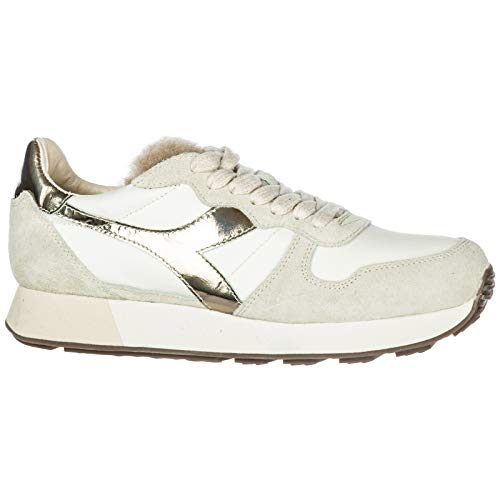 Fog Sneakers Diadora Donna Beige Heritage nIC5qp