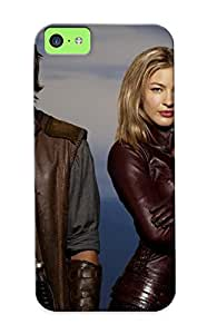 Jackalpater Faddish Phone Richard Cypher And Cara Legend Of The Seeker Case For Iphone 5c / Perfect Case Cover