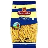 Leonardo Premium Pasta Penne Rigate, 500g