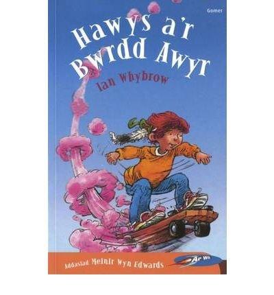 Hawys A'r Bwrdd Awyr (Cyfres Ar Wib) (Paperback)(Welsh) - Common