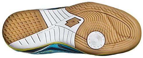 Multicolore 500 Scarpe Azul Avi Grn da Aca Unisex II Calcio Lotto bambini Jr Verde Tacto Blu qwwzf