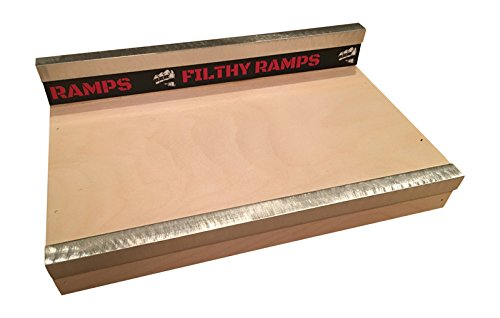 Filthy Fingerboard Ramps San Diego Manual Pad from, for fingerboards and tech Decks by Filthy Fingerboard Ramps