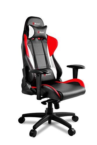 Arozzi verona pro v2 sedia da gaming nero rosso 50 x for Sedie design verona