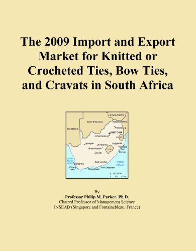 The 2009 Import and Export Market for Knitted or Crocheted Ties, Bow Ties, and Cravats in South Africa ()