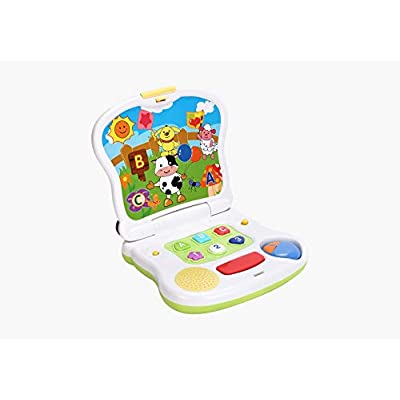 winfun Laptop Junior Cow: Toys & Games