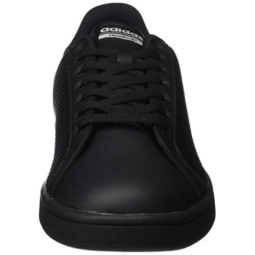 5625accbbee23 Adidas cloudfoam Advantage Clean – Baskets pour homme, noir ...