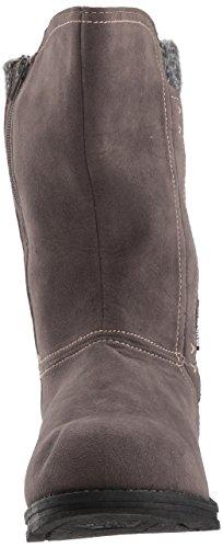 MUK LUKS Womens Lilah Fashion Boot, Grey, 11 M US