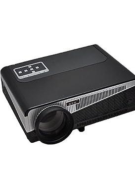 HTP® HD Proyector de cine en casa 3000lumens 720P (1280 x 720) LCD ...
