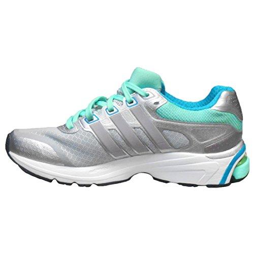 adidas Womens Snova Glide 5 Running Shoes Light Onix/Tesime/Prime Mint ortZC