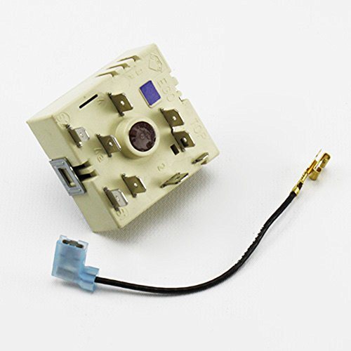 Edgewater Parts 12002121 Surface Unit Switch Compatible With Whirlpool ()