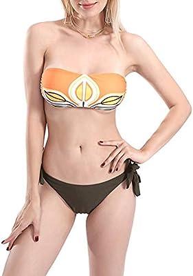 Bikini Bikini de traje de baño de dos piezas desmontable con ...