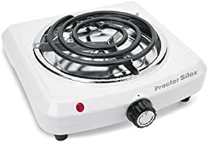 Proctor-Silex 34101 Fifth Burner,White
