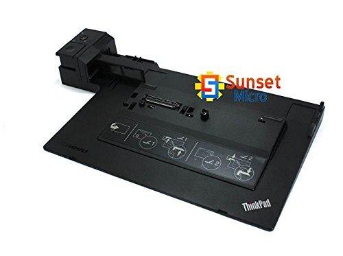 Lenovo R60 Thinkpad - IBM Lenovo ThinkPad Mini Dock Series 3 4337 433710U 4337-10U Docking Station L412*, L512*, L420, L520 T400s, T410, T410i, T410s, T410si, T420, T420s, T510, T510i T520 X220 NO KEY Unlocked
