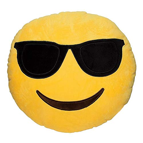 Amazon.com: Cushion Stuffing - Pillow Smiley Emotion Cushion ...