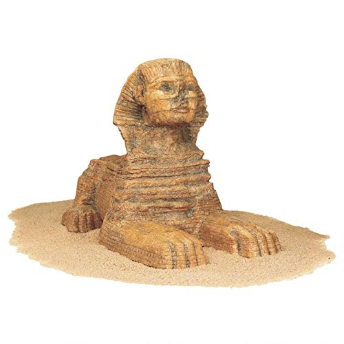 Design Toscano Great Sphinx of Giza Sculpture – Medium, Single