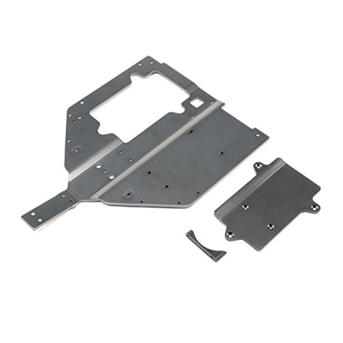 Chassis and Motor Cover Plate: Super Baja (Team Losi Motor Plate)