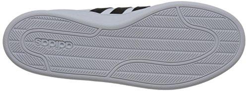 CF da Cblack 000 Ftwwht Ginnastica Scarpe adidas Uomo Advantage Bianco Ftwwht dHn4qwtCwx