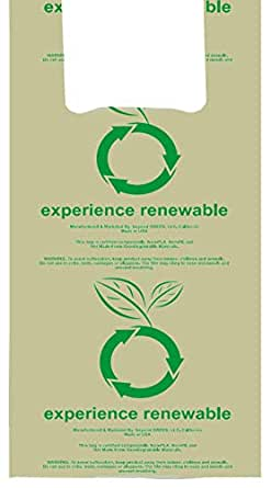 Amazon.com: Certificado compostable compras de comestibles ...