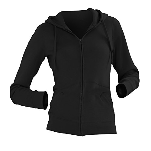 Russell Ladies Premium Authentic Zipped Hoodie (3-Layer Fabric)