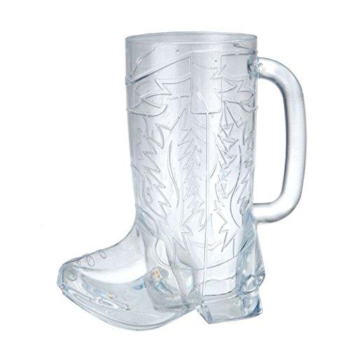 Cowboy Boot Mug (Plastic Boot Mug)
