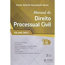 Manual de Processo Civil