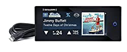 Siriusxm Commander Touch Full-color, Touchscreen Dash-mounted Radio With Free 3 Months Satellite & Streaming Service