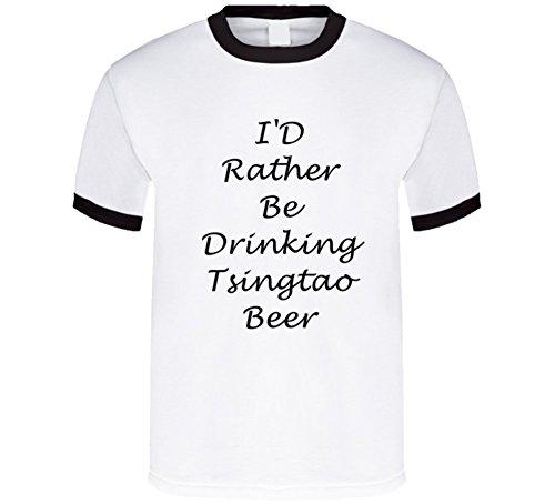sunshine-t-shirts-id-rather-be-drinking-tsingtao-beer-funny-t-shirt-2xl-black-ringer
