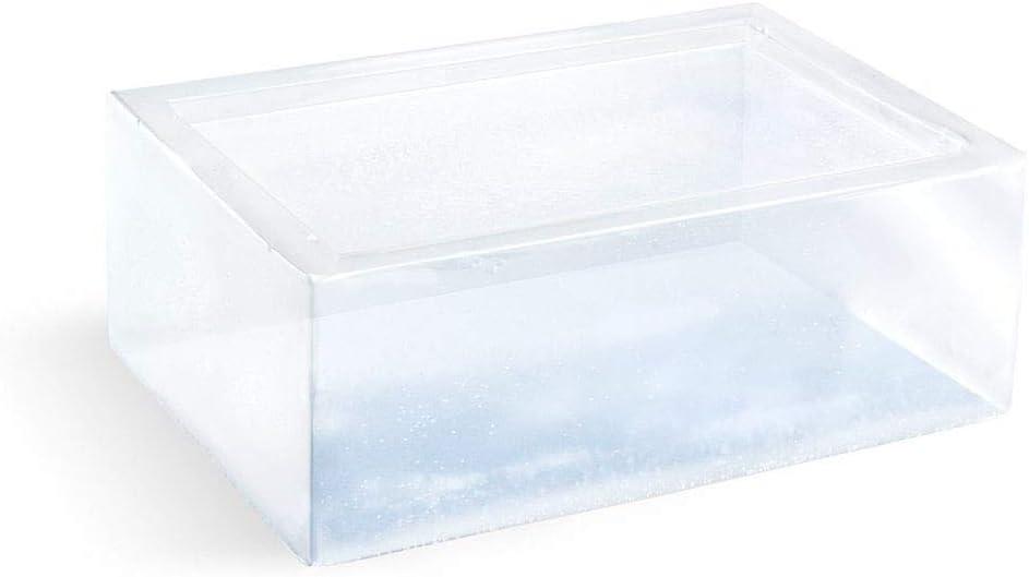 Block Basic Clear Melt /& Pour Soap Base Crafters Choice 2 Lb