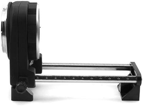 Fotga lentille macro Fold soufflet pour Canon 550D 600D 650D 1100D 50D 40D 450D 7D DSLR SLR ABR045
