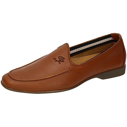Cuero 214 Hombre RIVERTY Zapatos MOCASÍN Mocasines Piel DE qTx770wU4