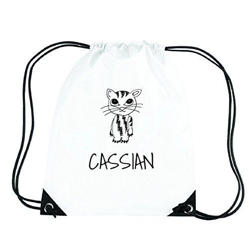 JOllipets CASSIAN Turnbeutel Sport Tasche PGYM5210 Design: Katze