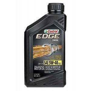 BP LUBRICANTS USA 6249 Cast Edge Qt 5W40 Oil