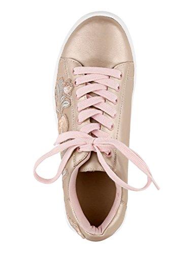 KLINGEL Sneaker champagner/rosé QHq69KlLzz