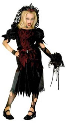[Rubie's Costume Co Zombie Prom Queen Costume, Large, Large] (Zombie Queen Costumes)
