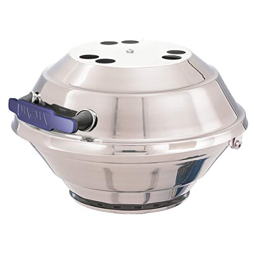 Magma Products, A10-205 Marine Kettle A10-205, Gas Grill, Original Size 15 Inches, Stainless Steel,...